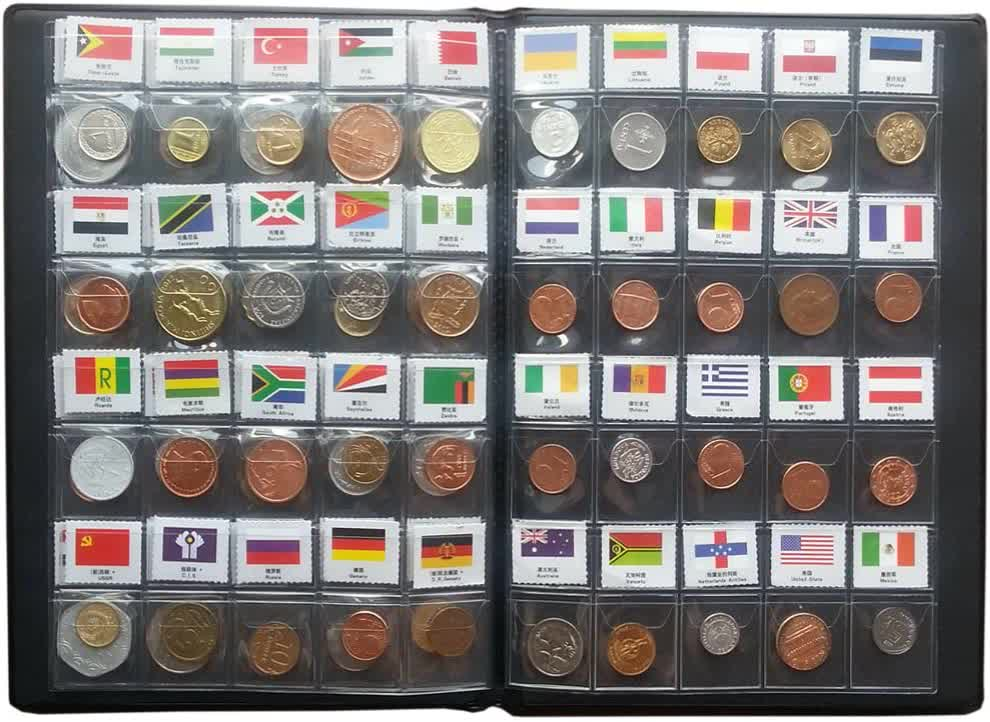 Collection Currency Album